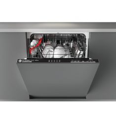 Hoover HRIN 2L360PB-80 Built In Fully Integrated Dishwasher