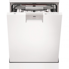 AEG FFE63806PW ComfortLift® Dishwasher with AirDry Technology
