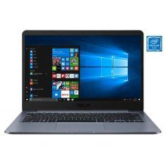 "Asus VivoBook E406 Intel Pentium 4GB 128GB eMMC 14"" Win10 Pro Laptop (Academic Only)"
