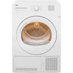 Beko DTGC8011W 8Kg Condenser Tumble Dryer - White
