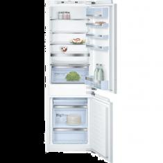 Bosch Serie 6 KIN86AD30G Frost Free Integrated Fridge Freezer