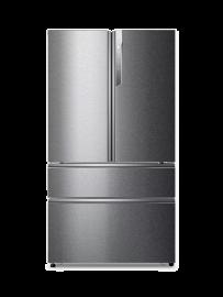 Haier HB25FSSAAA American Fridge Freezer