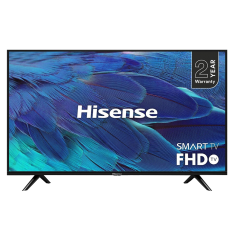 "Hisense B5600 H40B5600UK 40"" Full HD Smart Television"