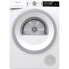 Hisense DHGA80 8Kg Heat Pump Tumble Dryer - White
