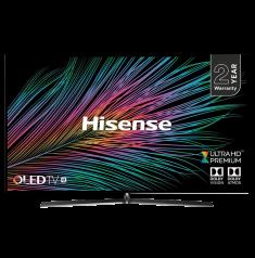 "Hisense O8B H55O8BUK 55"" 4K OLED Smart Television"