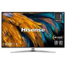 """Hisense U7B H50U7BUK 50"""" 4K ULED Smart Television"""
