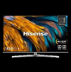 """Hisense U7B H55U7BUK 55"""" 4K ULED Smart Television"""