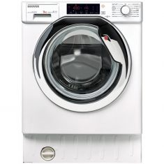 Hoover HBWMO 96TAHC-80 Integrated Washing Machine