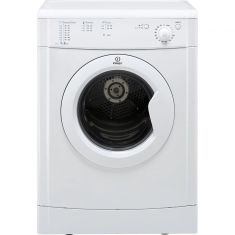 Indesit Eco Time IDV75 7Kg Vented Tumble Dryer - White