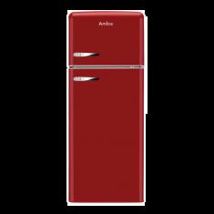Amica FDR2213R Retro Static Fridge Freezer
