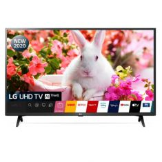 "LG 43UN73006LC.AEK 43"" LED 4K Smart Television"