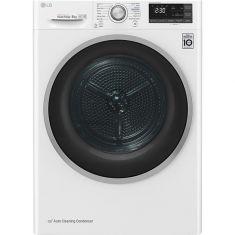 LG J6 FDJ608W Wifi Connected 8Kg Heat Pump Tumble Dryer - White