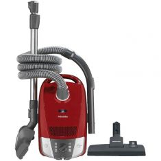 Miele Compact C2 Cat & Dog Autumn Red Cylinder Vacuum Cleaner