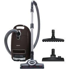 Miele Complete C3 Total Solution Havana Brown Cylinder Vacuum Cleaner