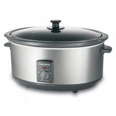 Morphy Richards 48718 6.5L 3 Settings Slow Cooker