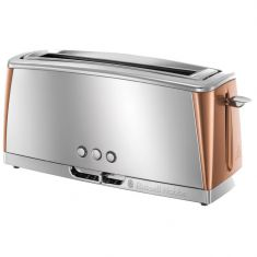 Russell Hobbs 24310 Luna Copper 2 Slice Toaster