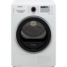 Samsung DV80M5013QW 8Kg Heat Pump Tumble Dryer - White