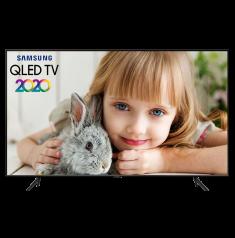 "Samsung QE43Q60TAUXXU 43"" QLED 4K Smart Television"