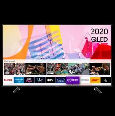 "Samsung QE55Q60TAUXXU 55"" QLED 4K Smart Television"