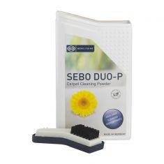SEBO 0478 Clean Box 500g Carpet Cleaning Powder - Brush