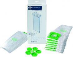 SEBO 6629ER 8 Pack of SEBO Microfibre Fleece Ultra-Bags