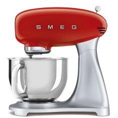 Smeg SMF02RDUK Retro Stand Mixer