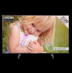 "Sony XH8505 Series KD49XH8505BU Bravia 49"" LCD 4K Smart Television"