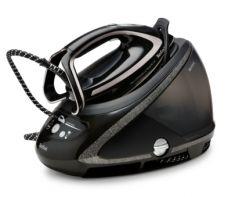 Tefal Pro Express Ultimate + GV9610 Pressurised Steam Generator Iron - Black