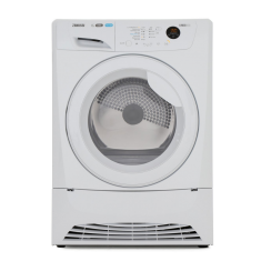 Zanussi ZDC8203WZ Condenser Dryer