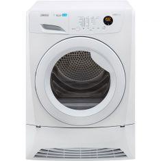 Zanussi ZDH8903W 8Kg Heat Pump Tumble Dryer - White